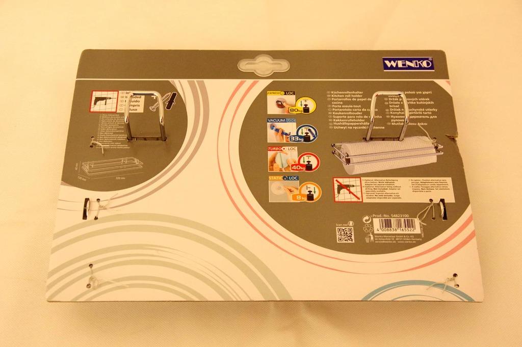 Packaging de l'essuie-tout Wenko