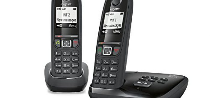 Climaxe - DECT Gigaset AS470A