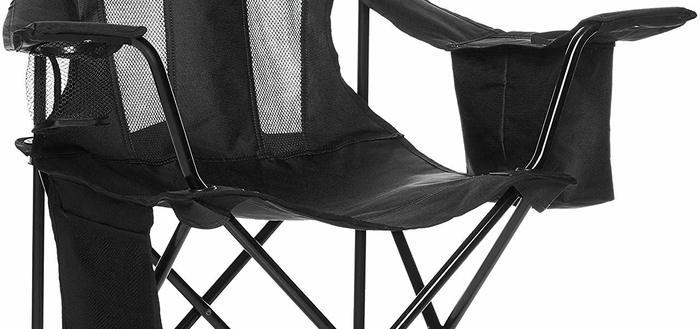 Climaxe - Chaise de camping AmazonBasics