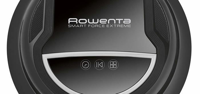 Climaxe - Aspirateur robot Rowenta RR7145WH