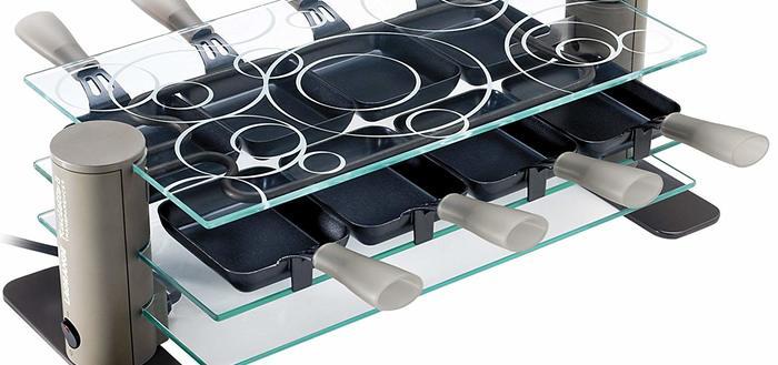 Climaxe - Lagrange Raclette Transparence 009801