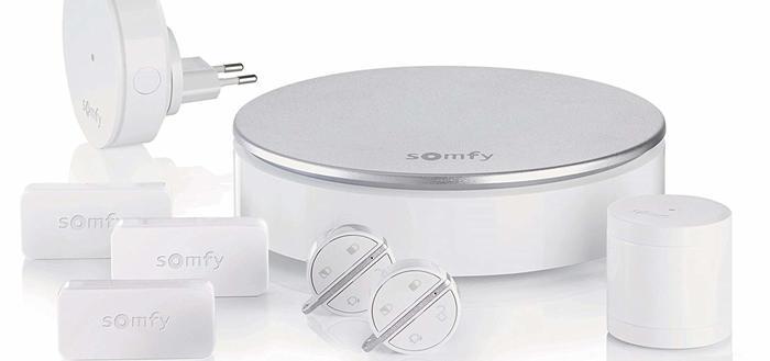 Climaxe - Somfy home alarm