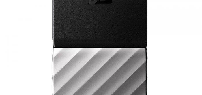 Climaxe - WD MyPassport SSD