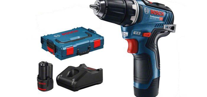 Test de la visseuse Bosch Professional GSR 12V-35
