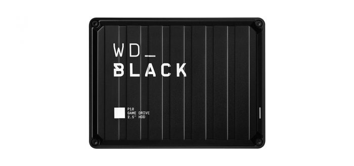 Review du disque dur WD Black P10 2To (2019)
