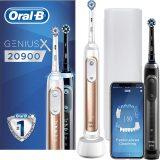Test d'une brosse à dents électrique Oral-B Genius X 20900