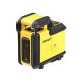 Test d'un niveau laser Stanley Cross 360