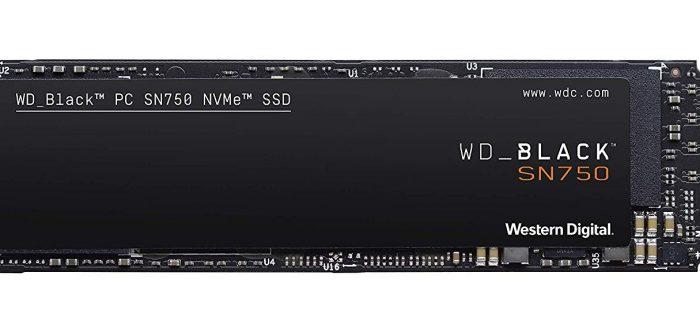 Climaxe - WD Black SN750