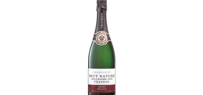Climaxe - Champagne Vranken Brut Nature 2010