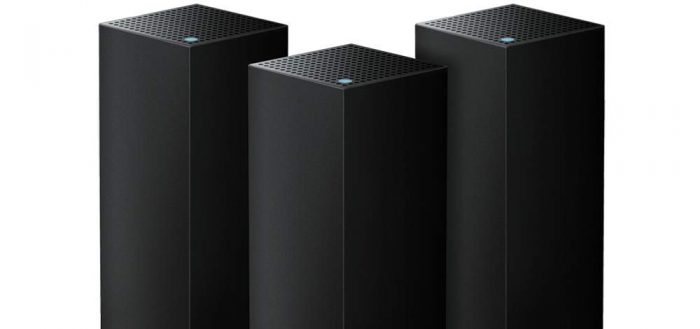 Test d'un système Wi-Fi maillé Linksys Velop