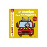 Review : livre le camion des pompiers aux Éditions Milan